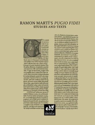EXE08-Ramon-Martis-Pugio-Fidei-Studies-and-textes-Obrador-Edendum